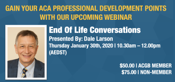 End of Life Conversations January 30