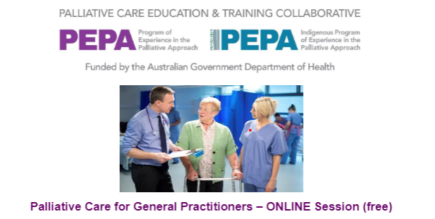 PEPA Palliative Care for General Practitioners Feb 24
